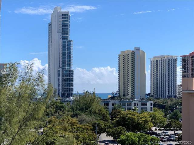 17600 N Bay Rd N804, Sunny Isles Beach, FL 33160 (MLS #A10838110) :: United Realty Group