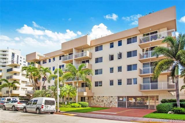 1665 Bay Road #218, Miami Beach, FL 33139 (MLS #A10838136) :: Castelli Real Estate Services