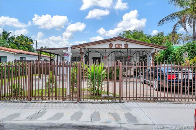 1356 SW 15th St, Miami, FL 33145 (MLS #A10838157) :: ONE | Sotheby's International Realty