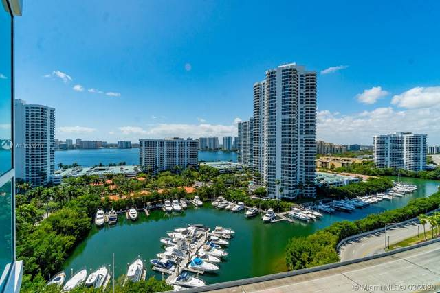 19400 Turnberry Way #1512, Aventura, FL 33180 (MLS #A10838279) :: United Realty Group