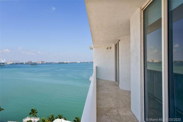 1881 79th St Cswy #1504, North Bay Village, FL 33141 (MLS #A10838349) :: ONE Sotheby's International Realty