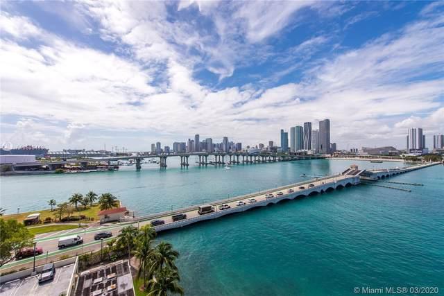 801 N Venetian Dr #1008, Miami, FL 33139 (MLS #A10838440) :: Julian Johnston Team