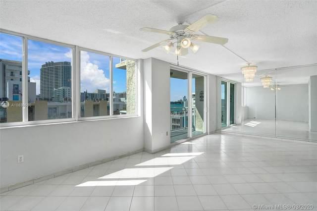 1345 Lincoln Rd #905, Miami Beach, FL 33139 (MLS #A10838560) :: Castelli Real Estate Services