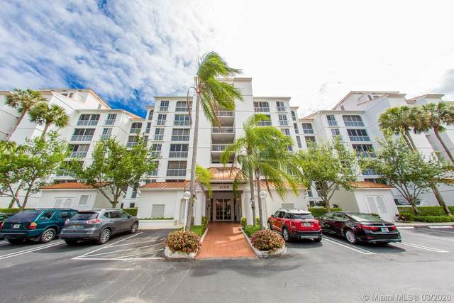 4108 W Palm Aire Dr 85A, Pompano Beach, FL 33069 (MLS #A10838616) :: Patty Accorto Team