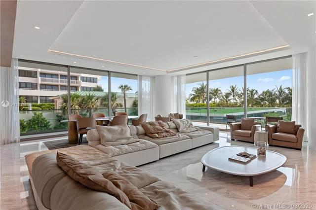 10203 Collins Ave #201, Bal Harbour, FL 33154 (MLS #A10838638) :: Castelli Real Estate Services