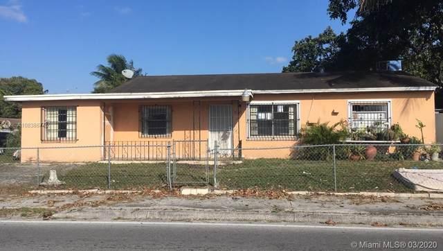 8145 NW 32nd Ave, Miami, FL 33147 (MLS #A10838677) :: Miami Villa Group