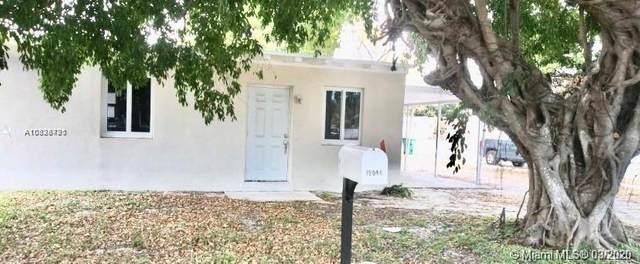 18040 NW 5th Ave, Miami Gardens, FL 33169 (MLS #A10838721) :: Berkshire Hathaway HomeServices EWM Realty