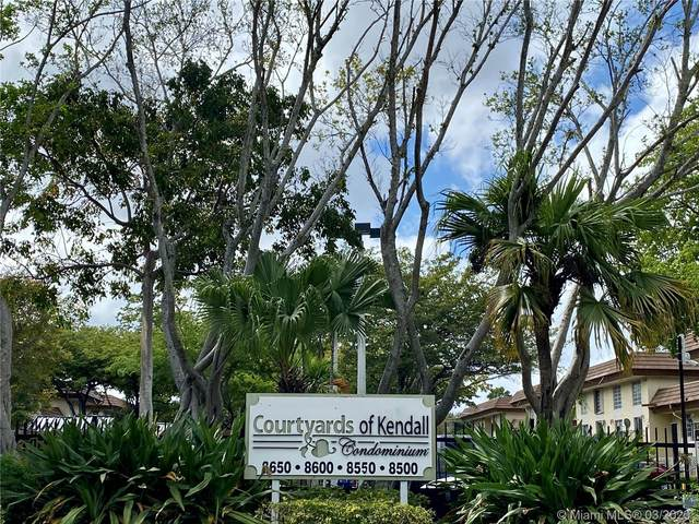 8500 SW 109 Ave 6-205, Miami, FL 33173 (MLS #A10838784) :: Green Realty Properties