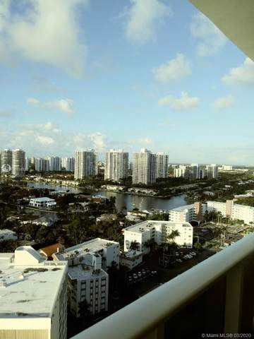 3140 S Ocean Dr Ph3, Hallandale Beach, FL 33009 (MLS #A10838822) :: The Pearl Realty Group