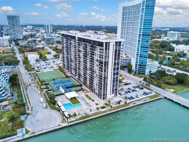 600 NE 36th St #1111, Miami, FL 33137 (MLS #A10838861) :: The Jack Coden Group