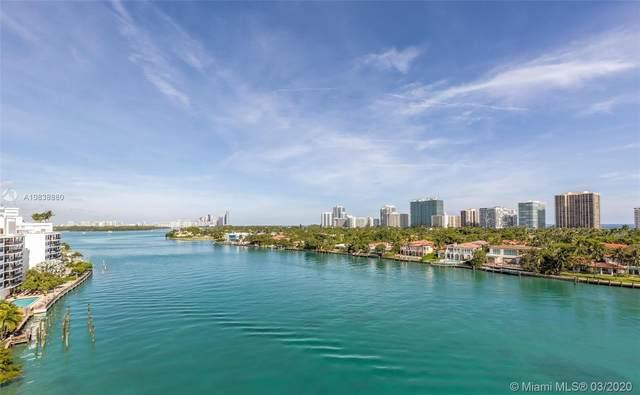 9901 E Bay Harbor Dr Ph1-Ph3, Bay Harbor Islands, FL 33154 (MLS #A10838880) :: Lucido Global