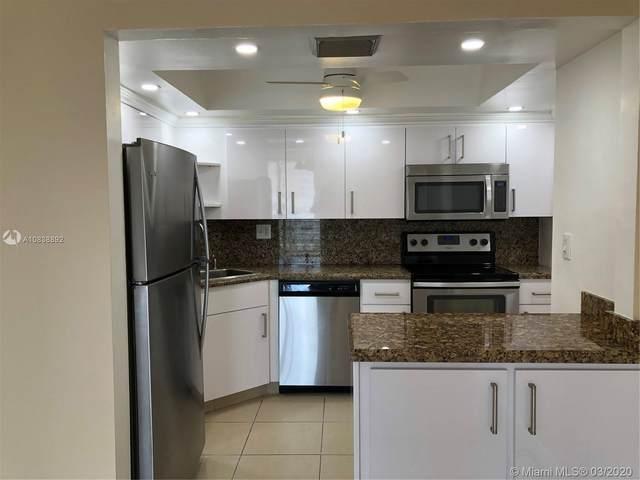 100 Golden Isles Dr #914, Hallandale Beach, FL 33009 (MLS #A10838892) :: ONE Sotheby's International Realty