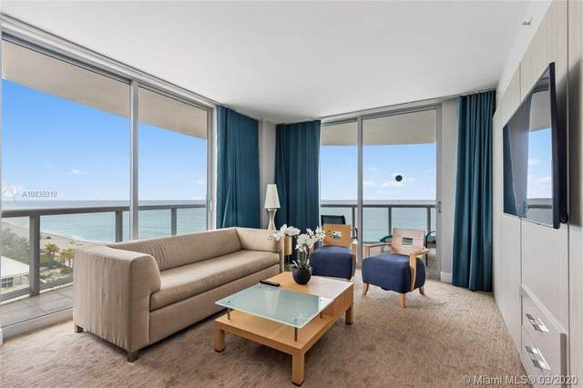 18683 Collins Ave #1002, Sunny Isles Beach, FL 33160 (MLS #A10838919) :: United Realty Group