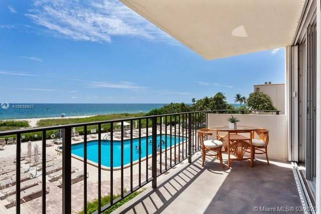 1900 S Ocean Blvd 2E, Lauderdale By The Sea, FL 33062 (MLS #A10838927) :: The Howland Group