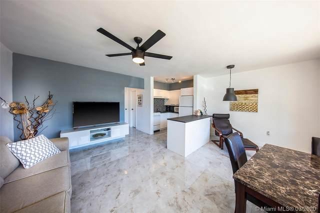 3177 S Ocean Dr #122, Hallandale Beach, FL 33009 (MLS #A10838946) :: ONE | Sotheby's International Realty