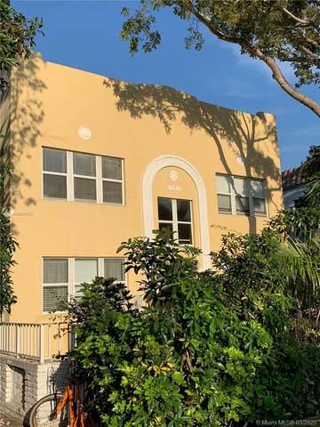 1550 Drexel Ave #205, Miami Beach, FL 33139 (MLS #A10838952) :: Castelli Real Estate Services