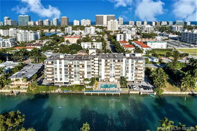 9800 W Bay Harbor Dr #704, Bay Harbor Islands, FL 33154 (MLS #A10838955) :: Castelli Real Estate Services