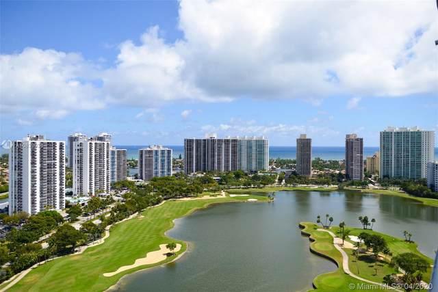 20225 NE 34th Ct #2711, Aventura, FL 33180 (MLS #A10839036) :: Carole Smith Real Estate Team