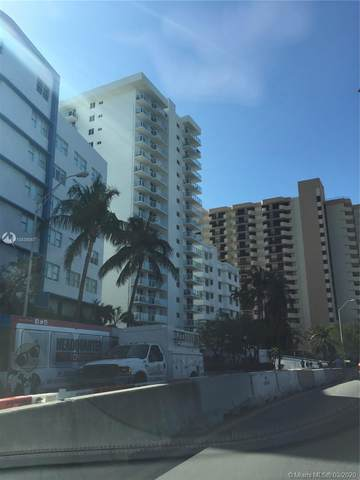 2457 Collins Ave #606, Miami Beach, FL 33140 (MLS #A10839067) :: The Teri Arbogast Team at Keller Williams Partners SW