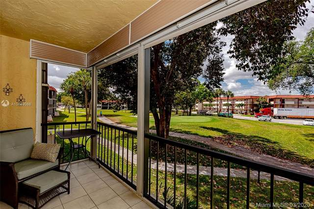 8911 S Hollybrook Blvd 61-208, Pembroke Pines, FL 33025 (MLS #A10839088) :: ONE Sotheby's International Realty