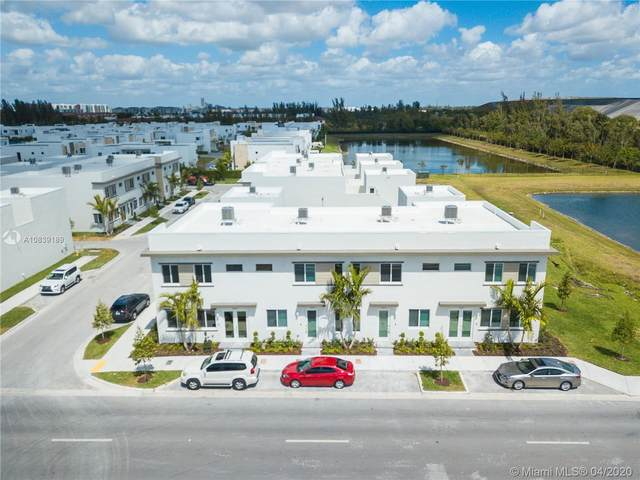 10259 NW 66th St #10259, Doral, FL 33178 (MLS #A10839189) :: Prestige Realty Group