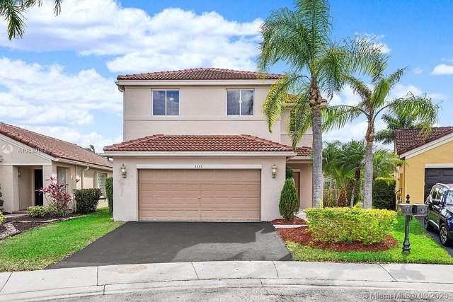1336 Plumosa Way, Weston, FL 33327 (MLS #A10839192) :: The Howland Group