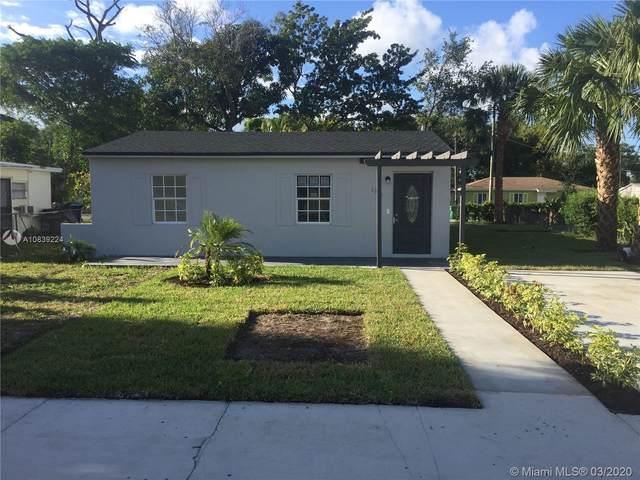 2270 NW 155th St, Miami Gardens, FL 33054 (MLS #A10839224) :: Prestige Realty Group