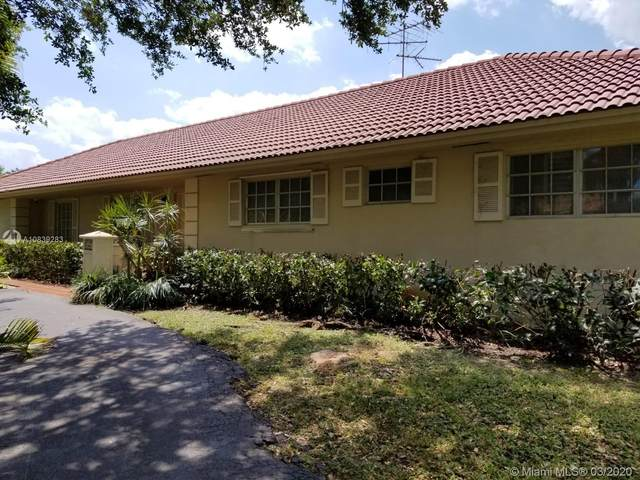 13272 SW 57th Ct, Pinecrest, FL 33156 (MLS #A10839283) :: The Riley Smith Group