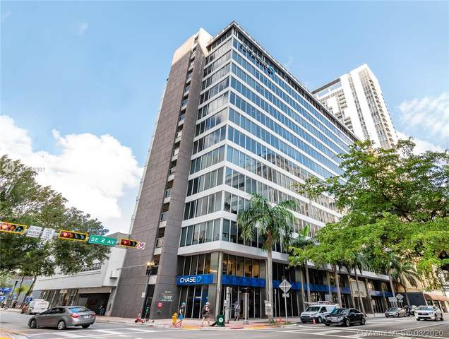 150 SE 2nd Ave 201-202, Miami, FL 33131 (MLS #A10839301) :: The Jack Coden Group