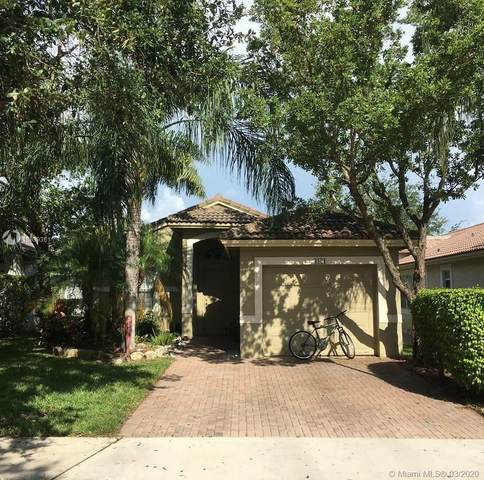 4121 Sapphire Bnd, Weston, FL 33331 (MLS #A10839361) :: The Howland Group