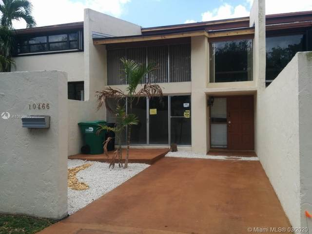 10466 SW 78th St -, Miami, FL 33173 (MLS #A10839405) :: The Jack Coden Group