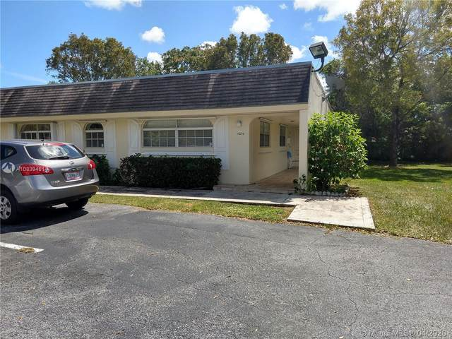 11256 SW 172nd St Ii2744, Miami, FL 33157 (MLS #A10839461) :: THE BANNON GROUP at RE/MAX CONSULTANTS REALTY I