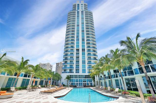 1945 S Ocean Dr #407, Hallandale Beach, FL 33009 (MLS #A10839588) :: The Pearl Realty Group