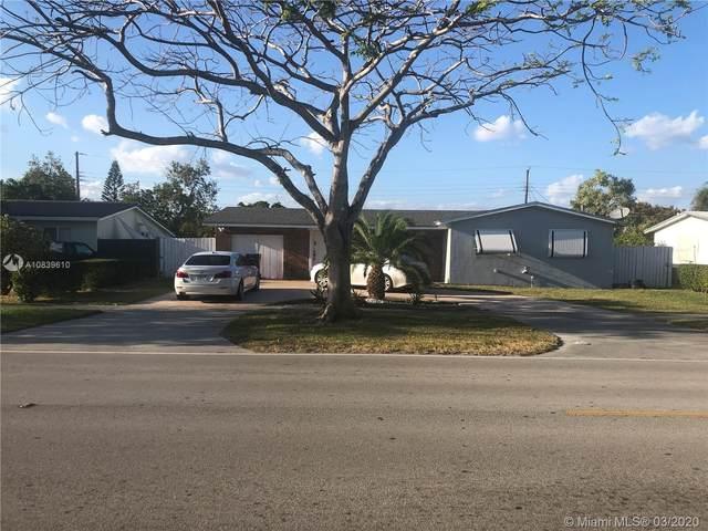 9255 SW 32nd St, Miami, FL 33165 (MLS #A10839610) :: Prestige Realty Group