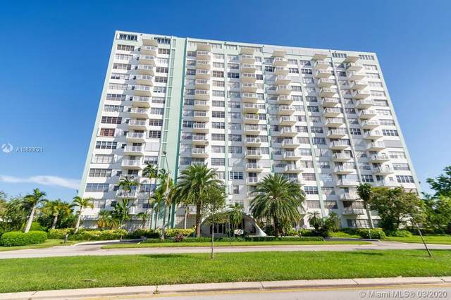 2100 Sans Souci Blvd B101, North Miami, FL 33181 (MLS #A10839621) :: Lucido Global