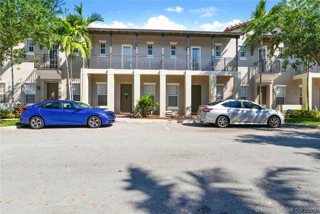 14637 SW 6th St 6-6, Pembroke Pines, FL 33027 (MLS #A10839672) :: THE BANNON GROUP at RE/MAX CONSULTANTS REALTY I