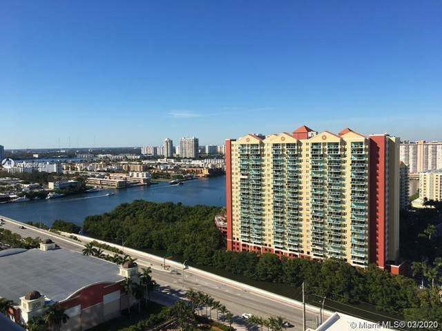 330 Sunny Isles Blvd 5-2107, Sunny Isles Beach, FL 33160 (MLS #A10839685) :: The Riley Smith Group