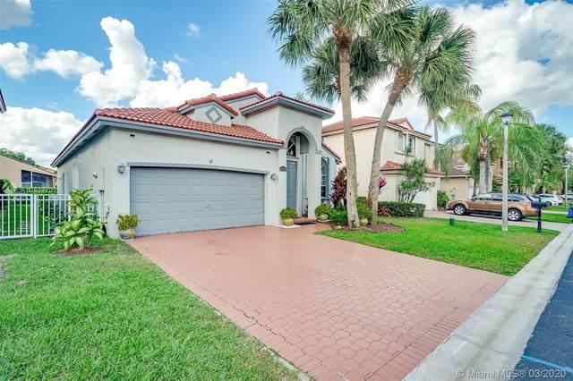 15632 SW 16th St, Pembroke Pines, FL 33027 (MLS #A10839701) :: Albert Garcia Team