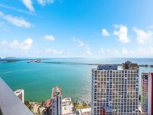 1451 Brickell Ave #3803, Miami, FL 33131 (MLS #A10839717) :: The Teri Arbogast Team at Keller Williams Partners SW