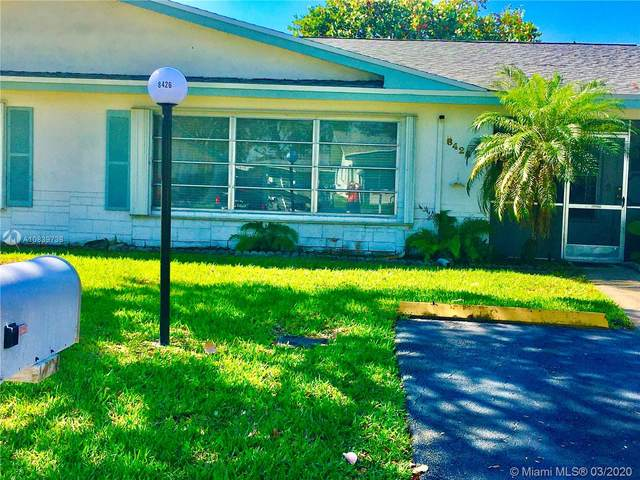 8426 NW 10th St C56, Plantation, FL 33322 (MLS #A10839738) :: United Realty Group