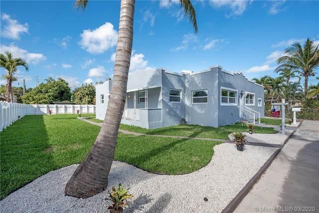 469 NE 130th St, North Miami, FL 33161 (MLS #A10839827) :: Prestige Realty Group