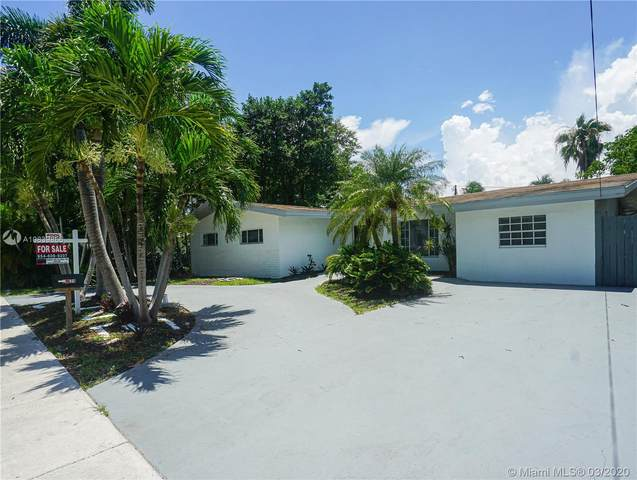 20120 NE 26th Ave, Miami, FL 33180 (MLS #A10839856) :: The Howland Group