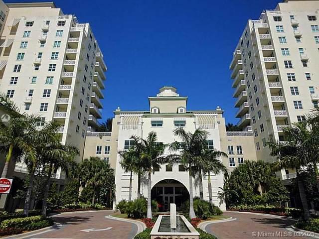 350 N Federal Hy Ph02, Boynton Beach, FL 33435 (MLS #A10839869) :: Berkshire Hathaway HomeServices EWM Realty