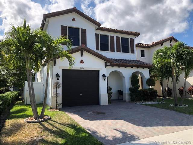 3626 SW 90th Ave, Miramar, FL 33025 (MLS #A10839892) :: United Realty Group