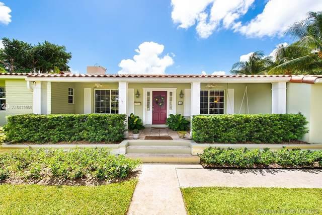 970 NE 100th St, Miami Shores, FL 33138 (MLS #A10839906) :: The Jack Coden Group