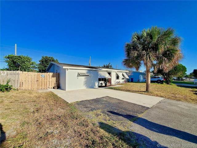 3110 NE 11th Ter, Pompano Beach, FL 33064 (MLS #A10839975) :: THE BANNON GROUP at RE/MAX CONSULTANTS REALTY I
