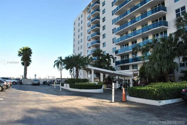 7501 E Treasure Dr 3L, North Bay Village, FL 33141 (MLS #A10839995) :: Prestige Realty Group