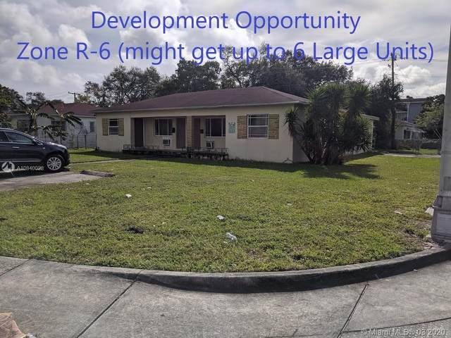 600 NE 139th St, North Miami, FL 33161 (MLS #A10840028) :: Lucido Global