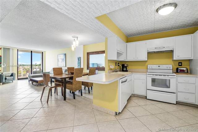 1600 S Ocean Dr 6C, Hollywood, FL 33019 (MLS #A10840084) :: United Realty Group