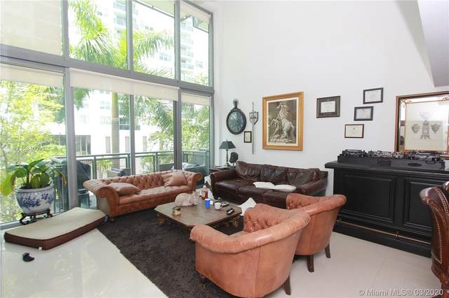 6000 Collins Ave #311, Miami Beach, FL 33140 (MLS #A10840093) :: The Riley Smith Group